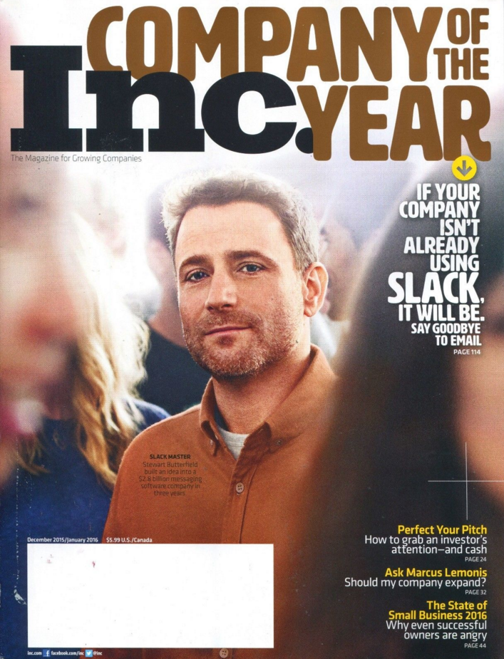 Inc. cover