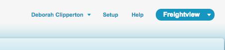 Setup button in Salesforce